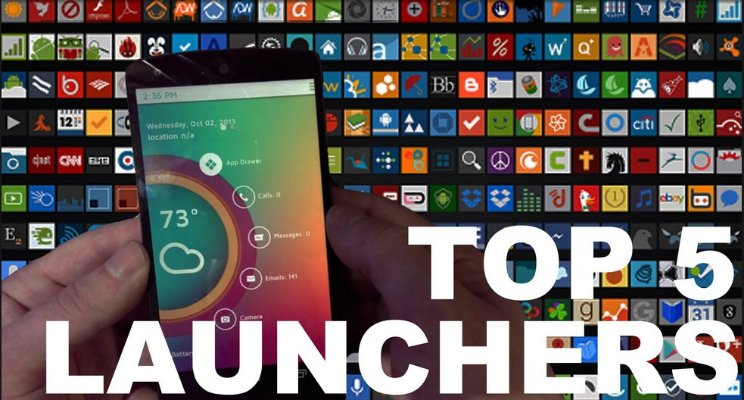Best Launcher For Android – CMM Launcher 2018