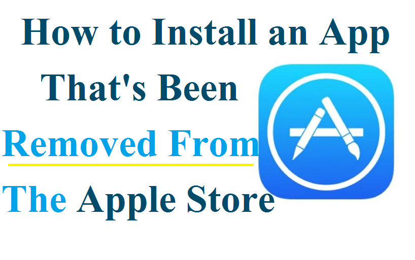 How to Download an App That's Been Removed From the Apple